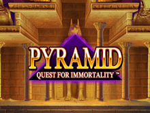 Слот Pyramid: The Quest For Immortality с призами от игрового зала