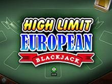 Европейский Блэкджек По Крупному